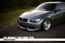 BMW Convertible 2007 335i bmw : Jay's 335i - Slammedenuff?