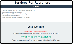 Post Job Advertisements And View Resumes Jobisite Help