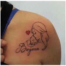 Tetování Jména Dítěte