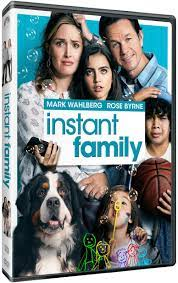 Amazon.co.jp: Instant Family [DVD]: Mark Wahlberg, Rose Byrne, Sean Anders:  DVD