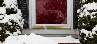 how to replace glass in a storm door