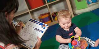 CDC   Milestones 9 months   Learn the Signs. Act Early.   NCBDDD