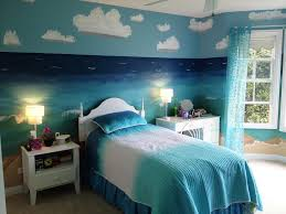 Ocean Wallpaper For Bedroom Ocean Color Scheme Bedroom Home