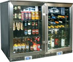 wine beverage refrigerator beverage refrigerator wine and beverage cooler costco