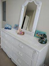 wicker bedroom furniture. Wicker Bedroom Furniture Set T
