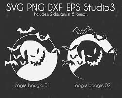 About 1% of these are event & party supplies, 5% are christmas decoration supplies, and 0% are music boxes. Nightmare Before Christmas Svg Cut Files Oogie Boogie Man Etsy