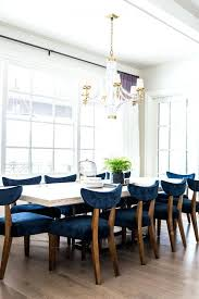 dining room blue dining chairs chair covers navy set teal furniture light and white ening antique