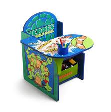 ninja turtles chair desk