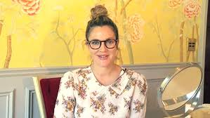drew barrymore refinery29 makeup tips for gles