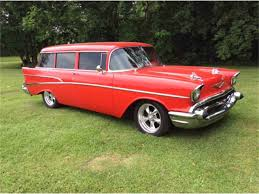 All Chevy 1957 chevy wagon for sale : 1957 Chevrolet Station Wagon for Sale | ClassicCars.com | CC-1027561