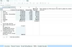 Variable Payment Loan Calculator Excel Amortization Schedule