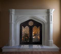16 beautiful fireplace mantel design ideas that will inspire you victorian style fireplace mantel design