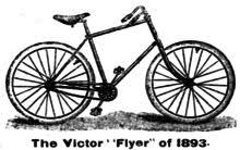Resultado de imagem para safety bicycle 1885