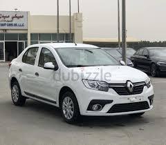 00 Km Renault Symbol 2020 Alrostomani Warranty