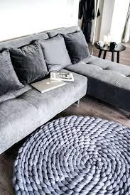 chunky knit rug chunky knit round rug large chunky knit rug