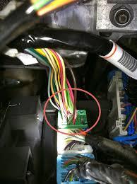 gmc sierra chevy silverado amp sub install switched power