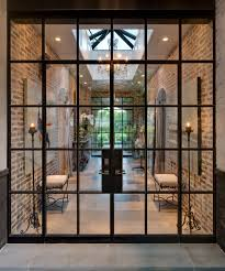 interior french doors transom. Fancy Steel French Doors 69 About Remodel Creative Interior Home Inspiration With Transom