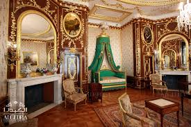 Modern Baroque Bedroom A Sense Of Drama And A Love Of The Ornate Characterised The