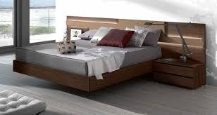 Platform Bedroom Furniture Lacquered Made In Spain Wood Elite Platform Bed With Large