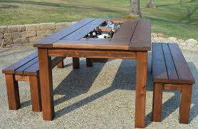 wood patio furniture plans. Woodworking Design Pretty Wooden Outdoor Tablens Wood Patio Furniture Designs Cute Pdf Small Dining Table Plans A