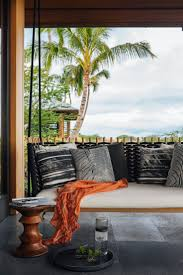 pacific outdoor living hawaii. out on a lava-covered coast of hawaii sits place that makes your average beach house look like shed with sandbox. pacific outdoor living