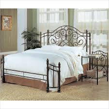 wrought iron bedroom furniture. Unique Furniture 33 Innovation Inspiration Wrought Iron Headboard Queen Archive With Tag  Plrstyle Com Bedroom Attractive Cal King Headboards And Footboards Size Beds In 23  Inside Furniture F
