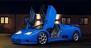 What is interesting is that it's boosted from the factory 611 hp to 632 hp. Rare Bugatti Eb110 Super Sport For Sale Is One Of The Last Five Ever Built