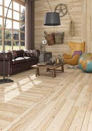 Hardwood Floors Living Room Gorgeous Wood Look Tile 48 Distressed Rustic Modern Ideas
