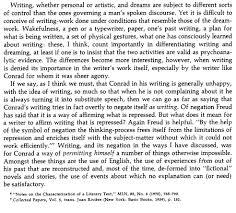 english imagination challenge semester essay professor edward said again on joseph conrad and sigmund freud