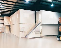 Internal office pods Office Space Factory Offices Zenith Interiors Modular Factory Offices Portafab