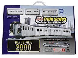 LEC USA 2000 MTA <b>New</b> York <b>City</b> Subway <b>Battery</b> Operated <b>Train</b> ...