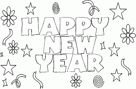 Signup to get the inside scoop from our monthly newsletters. New Years Coloring Pages For Kids Coloring Home