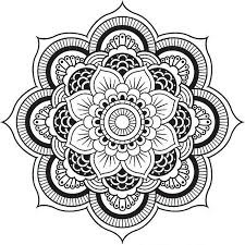 mandala coloring pages for adults free. Simple For A Floral Mandala Coloring Pages And Mandala Coloring Pages For Adults Free I