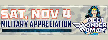 patriotic night military appreciation wonder woman get your picture taken with wonder woman in the condors photo booth the team will wear specialty