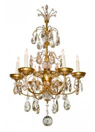 high style french mid century chandelier
