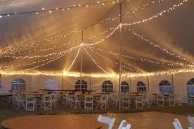 Tent String Lights Pin On Rentaland Tent Weddings