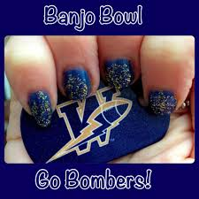 Cfl Winnipeg Blue Bomber Nails Sephora By Opi In Its Up To