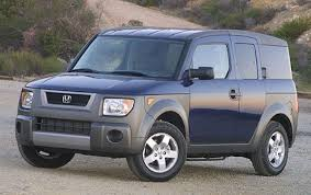 2005 Honda Element - Information and photos - ZombieDrive
