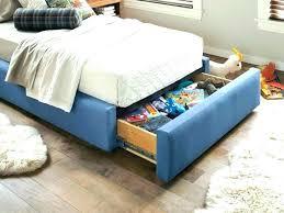 under bed storage frame under bed rolling storage shelves under bed shelves added cube rack center