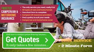compare campervan insurance quotes