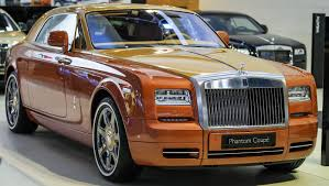 2015 Rolls Royce Phantom Coupe Tiger Edition Review - Top Speed