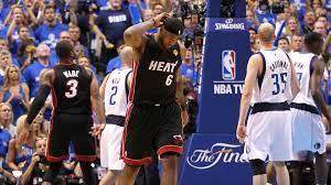 Heat in 2011 NBA Finals ...