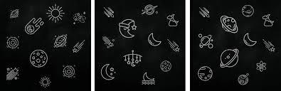 黑底线条宇宙矢量图片图片id1708300 底纹背景 矢量素材 聚图网juimgcom
