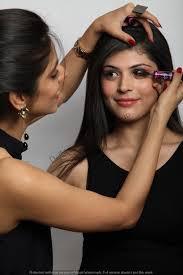 delhi of makeup professional make up graduation shoot