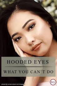 hooded eyes makeup tips ideas and all you need to know see more
