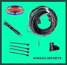 best deals on 7 pin trailer wiring harness superoffers com trailer hitch wiring harness jeep cherokee 4 7 way pin connector mopar oem