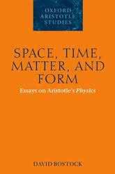 space time matter and form essays on aristotle s physics  space time matter and form essays on aristotle s physics