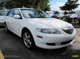 2004 Mazda 6 Sport Wagon V6 Automatic related infomation ...