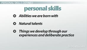 Define Transferable Skills What Are Personal Skills Definition Development Examples