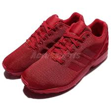 torsion adidas 2017. adidas originals zx flux triple red torsion mens running shoes sneakers s32278 2017 d